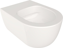Bocchi V-Tondo Rimless (белый) 1417-001-0129