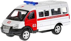 Технопарк Газель Скорая помощь X600-H09032-R