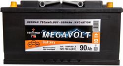 Megavolt 12V +R (90Ah)