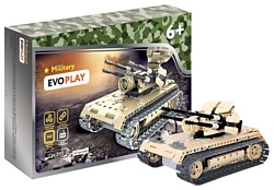 EvoPlay Military CM-203 Anti Aircraft Tank