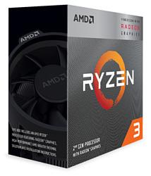 AMD Ryzen 3 3200G Picasso (AM4, L3 4096Kb)