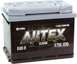 АкТех Classic 6СТ-64 LЗ (64Ah)