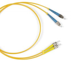 Patch cord Duplex SC - FC 2 м