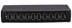 USB 2.0 hub 10 портов