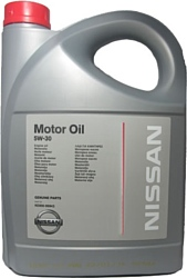 Nissan Motor Oil 5W-30 5л (KE900-99943)