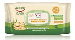 Equilibra Baby нежные для детей (72шт)