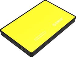 Orico 2588US3-OR (желтый)