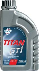 Fuchs Titan GT1 Pro C-1 5W-30 1л
