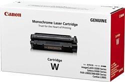 Аналог Canon Cartridge W