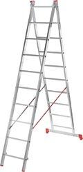 Новая высота NV 222  двухсекционная 2x8 ступеней