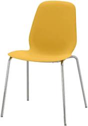 Ikea Лейф-Арне (темно-желтый/брур-инге хромированный) 993.042.05