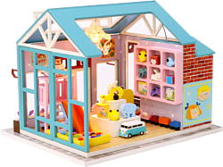 Hobby Day DIY Mini House Магазин игрушек (M904)
