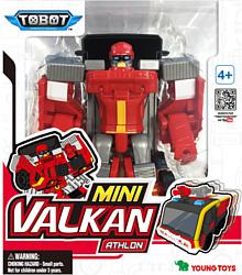 Young Toys Tobot Athlon Mini Valkan 301070