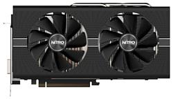 Sapphire Nitro+ Radeon RX 570 1340Mhz PCI-E 3.0 8192Mb 7000Mhz 256 bit DVI 2xHDMI HDCP