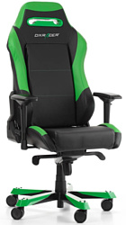 DXRacer Iron OH/IS11/NE (черный/зеленый)