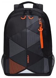 Grizzly RQ-011-3/3 14.5 (черный/оранжевый)