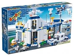 BanBao Полиция 8341 Полицейская станция
