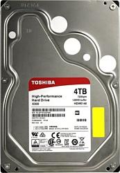 Toshiba X300 4TB (HDWE140UZSVA)