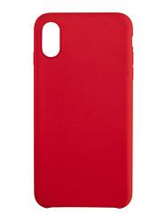 MediaGadget Marshmallow для iPhone X (красный)