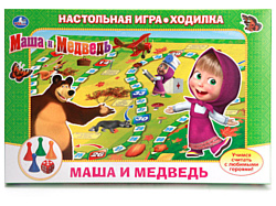 Умка Маша и Медведь