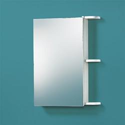 Акваль Шкаф с зеркалом София 50 (правый) (ES.04.50.00.N)