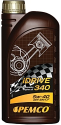 Pemco iDRIVE 340 5W-40 API SN/CF 1л