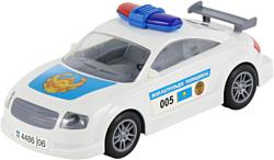 Полесье ДПС Казахстан автомобиль инерционный 67784