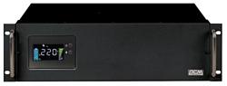 Powercom King Pro RM KIN-3000AP LCD