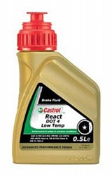 Castrol React DOT 4 Low Temp 0.5л