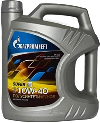 Gazpromneft Super 10W-40 SG/CD 5л