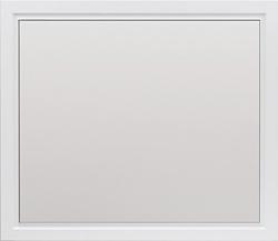 1Марка Зеркало Прованс 85 У71973 (белый глянец)