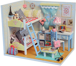 Hobby Day DIY Mini House Комната девчонок (D014)