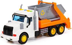 Полесье Профи Автомобиль-контейнеровоз инерционный 86266