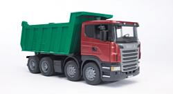 Bruder Scania R-series Tipper truck 03550
