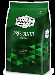 Paulig Presidentti Original в зернах 1000 г