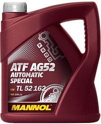 Mannol ATF AG52 Automatic Special 4л