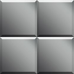 Dubiel Vitrum Fliza SF 30x30 зеркало (5905241040707)