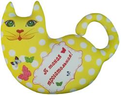 Мнушки Кошечка Милашка (желтый)