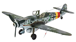 Revell 03958 Немецкий истребитель Messerschmitt Bf109 G-10