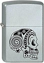 Zippo Tattoo Skull 205