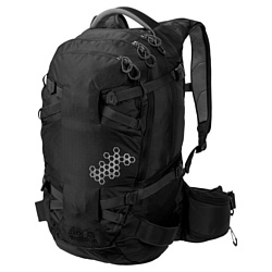 Jack Wolfskin White Rock 30 Pro Pack Black