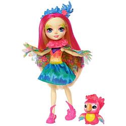 Enchantimals Peeki Parrot