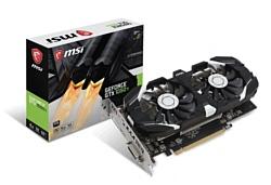 MSI GeForce GTX 1050 Ti OC V1