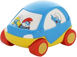 Полесье Забавная детская машинка Смурфики №4 64530