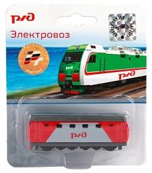 """ТЕХНОПАРК Локомотив """"Электровоз"""" SB-13-16-T/BLС"""