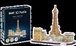 Revell 00141 Paris Skyline