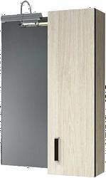 Какса-А Шкаф с зеркалом Сантана 50