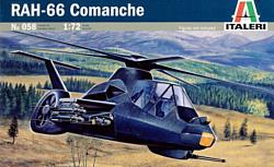 Italeri 0058 RAH-66 Comanche