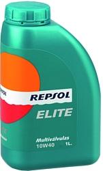 Repsol Elite Multivalvulas 10W-40 1л