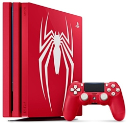 Sony PlayStation 4 Pro Spider-Man
